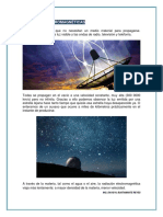 b) Ondas Electromagnéticas - Naturaleza de La Luz