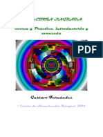 Geometría Sagrada, Prof.gustavo Fernández