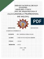 Universidad Nacional de San Antonio-laboratorio de Metodos Numericos