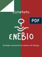 Estatuto da Entidade Nacional de Estudantes de Biologia (ENEBio)