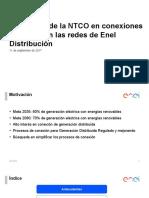 Enel Distribucion Pmgd