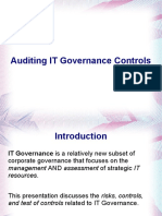02 Auditing It Governance Controls