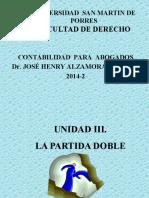 UNIDAD III .1  PARTIDA DOBLE  USMP 2014-2.pdf
