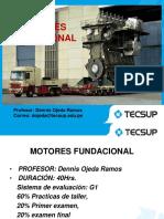 1era Sesion Motores Fundacional Pesada Febrero 2018