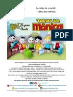 Turma Da Monica - Adriana Gori - Eu Quero Croche.x