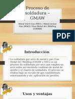 Proceso de Soldadura – GMAW