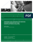 Strategies and Incentives for Matching Disabled Workers with Jobs