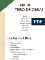 SLIDES - NR 18 - CANTEIRO DE OBRAS.pdf