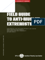 Splc Field Guide to Antimuslim Extremists