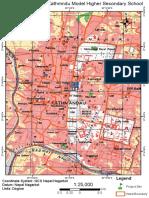 Topo Map KMC