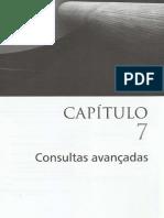 Capitulo 7- Consultas Avançadas