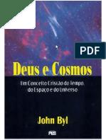 Deus e Cosmos- John Byl