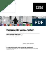Maximo Self Monitoring