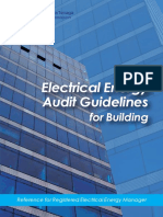 Electrical Energy Audit Guidelines