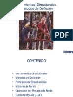 08 Herramientas Direccionales y Métodos de Deflexión