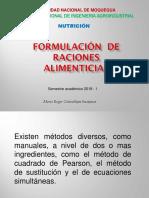clase 12 Formulación de raciones alimentacias 2018 I.pdf