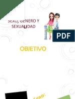 Sexo Genero