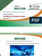 Definiciones Básicas en El Comercio Internacional