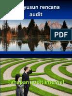 Rencana Program Audit Inernal Puskesmas Cisata
