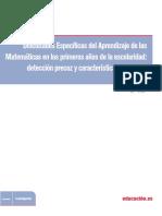 Dificultades especificas del aprendizaje de las matematicas - Blanco.pdf