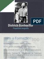 DocGo.net-Dietrich Bonhoeffer Biografia