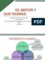 Control Motor y Sus Teorías