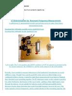 Inductometro Digital
