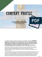 company profile kaltara abadi jaya