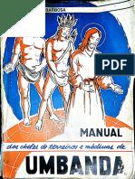 Manual Dos Chefes de Terreiros e Mediuns de Umbanda