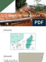 Ambatovy Madagascar