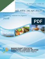 Kabupaten Lampung Selatan Dalam Angka 2016