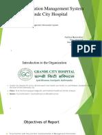 Group F PIMS@ Grande Hospital