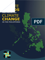 Observed Climate Trends and Projected Climate Change in the Philippines-Pagasa
