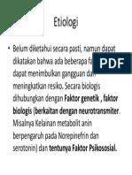 Etiologi