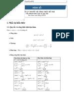 [toanmath.com] - Tóm tắt lý thuyết và công thức hỗ trợ chuyên đề hàm số – Nguyễn Nhanh Tiến