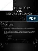 L1.Dance History and Nature