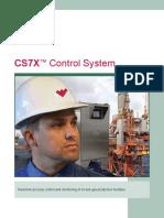 5257 CS7X Control System