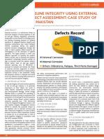 Enhancing Pipeline Integrity Using ECDA- Case Study of UEP By Fahad Muhammad And Sheikh Muhammad Abdullah
