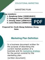 Edm 473 Educational Marketing