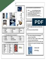 Advances in Science and Technology Picture Description Exercises 98082