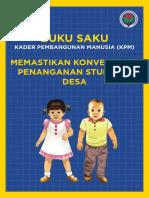 Buku Saku Kader Pembangunan Manusia