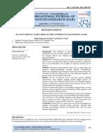 PLACENTA PREVIA ACCRETA RISK FACTORS AND PRENATAL DIAGNOSIS BY COLOR.