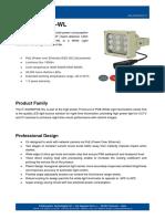 IT-SS09DPOE-WL - White Light Illuminator