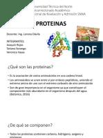 Presentacion Proteinas Jr