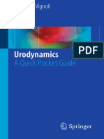 Urodynamics ( Aquick Pocket Guide)