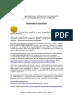Posición de organizaciones e instituciones internacionales.docx