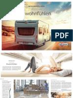 Wohnwagen Katalog 2018 De