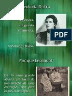 Leolinda Daltro