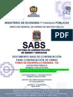 DBC Atajados Villa Huacaya