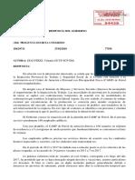 Resposta sobre o CAMF de Ferrol